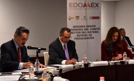 REALIZAN SEGUNDA REUNIÓN ORDINARIA DEL COMITÉ RECTOR DEL SISTEMA ESTATAL DE FISCALIZACIÓN