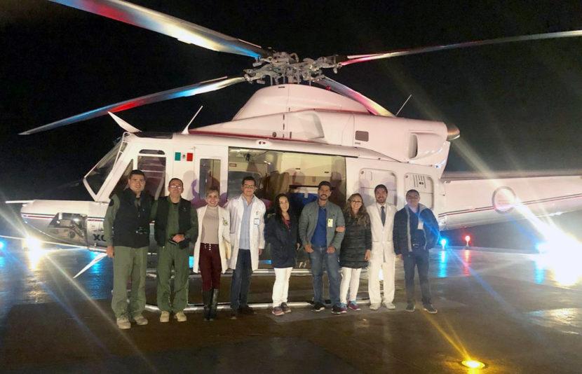 FAMILIA DONA ÓRGANOS DE SU HIJA DE 15 AÑOS  EN BENEFICIO DE CUATRO NIÑOS