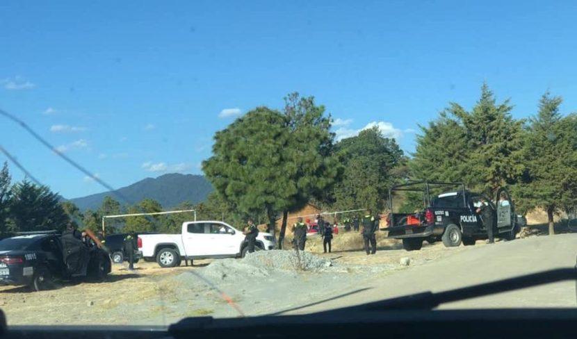 SUJETO HOSPITALIZADO EN VALLE DE BRAVO PRESUNTO IMPLICADO EN AGRESIÓN CONTRA MP EN TEMASCALTEPEC