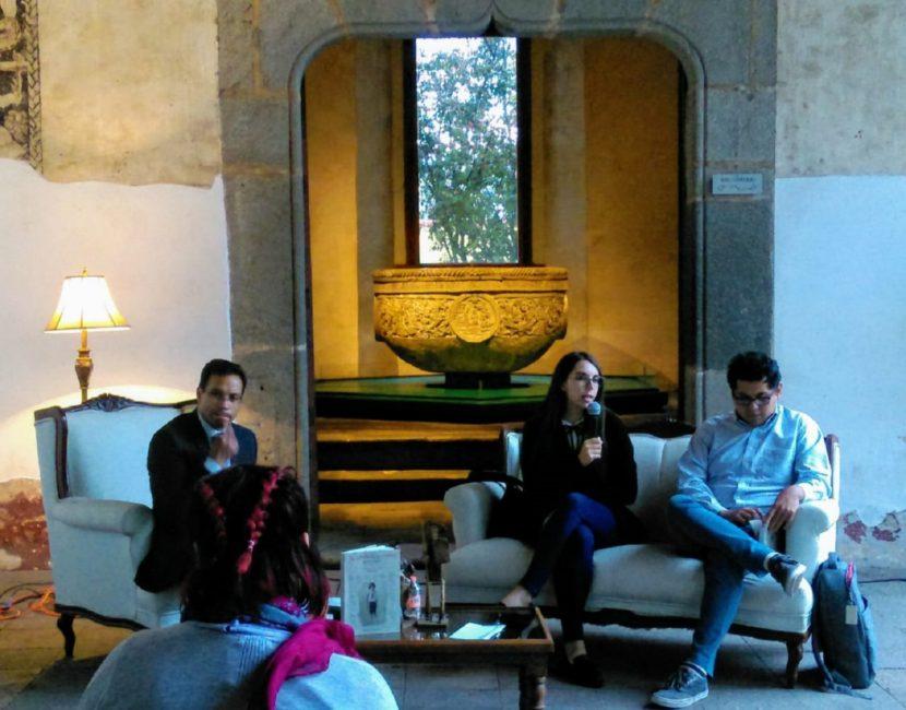 """INICIAN TERTULIAS CULTURALES 2019 CON CHARLA """"SISMOS Y MEMORIA"""""""
