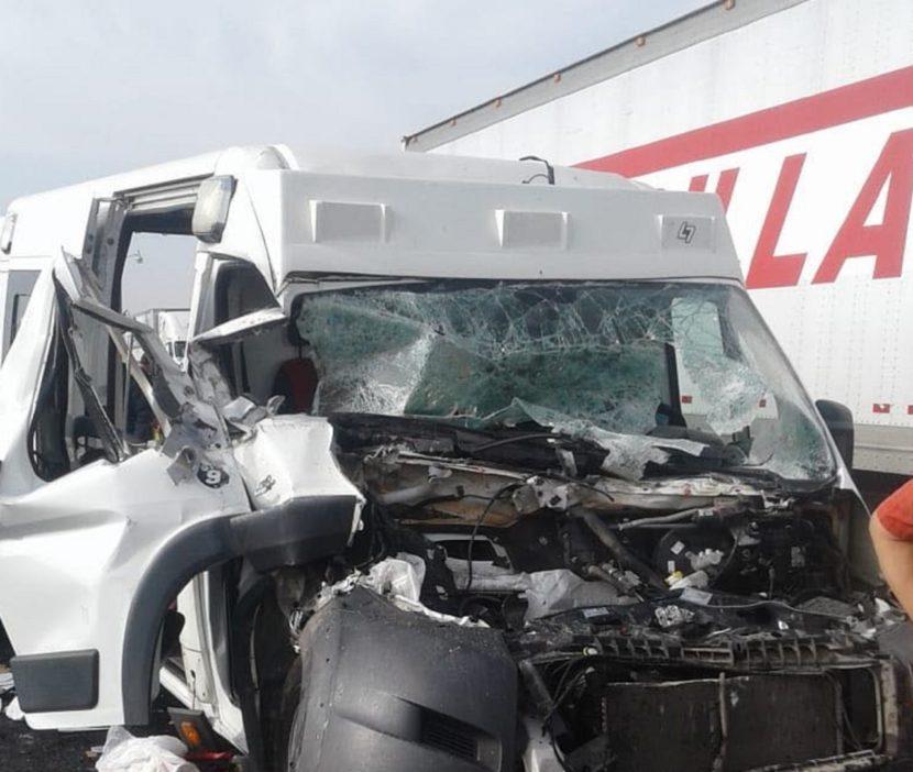 REPORTA SEMOV BALANCE DE ACCIDENTES EN TRANSPORTE PÚBLICO
