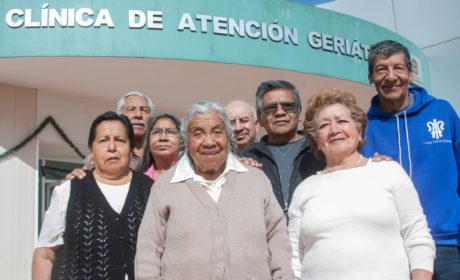 AUMENTA SALUD NÚMERO DE ADULTOS MAYORES ATENDIDOS