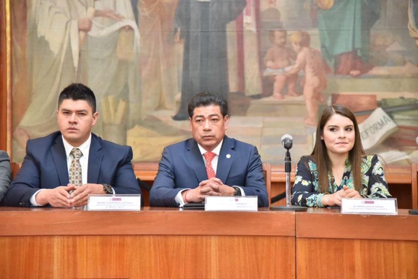 EL INTERÉS DE LOS JÓVENES EN LOS ASUNTOS PÚBLICOS, DETERMINANTE  PARA FORTALECER LA DEMOCRACIA: MIGUEL SÁMANO