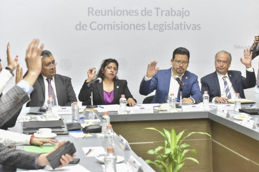 AVALAN COMISIONES EXHORTO PARA ELEVAR A NIVEL CONSTITUCIONAL LA COMISIÓN AMBIENTAL DE LA MEGALÓPOLIS