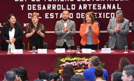 LA NUEVA LEY DE TURISMO SERÁ UN PROYECTO DE TODOS LOS MEXIQUENSES