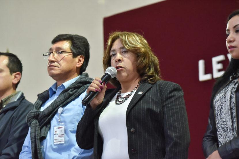 HOY ES EL MOMENTO HISTÓRICO EN QUE LOS MEXIQUENSES PUEDEN SER ESCUCHADOS: ROSARIO ELIZALDE