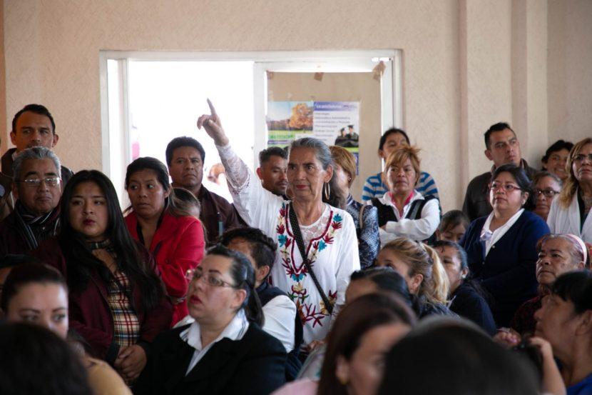 AUDIENCIAS PÚBLICAS EN TLALNEPANTLA PARA RESOLVER DEMANDAS CIUDADANAS