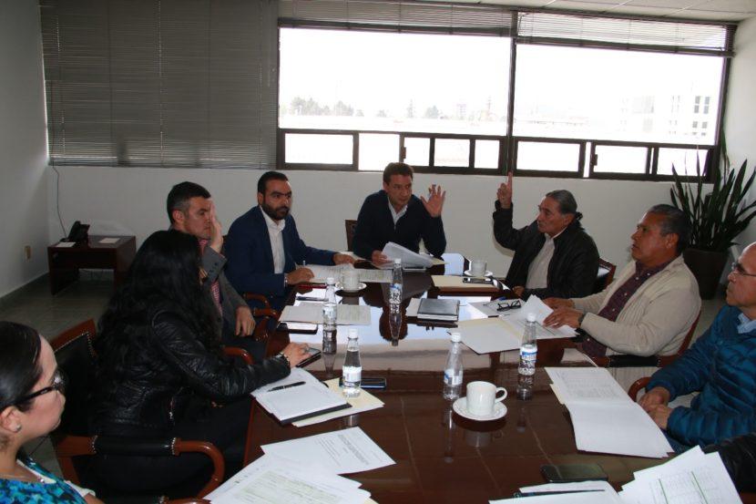Aprueba Comité de Obra Pública del OAyST Programa Anual 2019