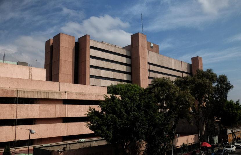 EL HOSPITAL GENERAL DE LA RAZA DEL IMSS CUMPLE 65 AÑOS