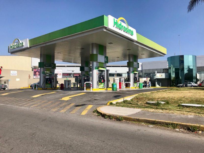 NUEVAMENTE GASOLINERAS CERRADAS EN VALLE DE TOLUCA