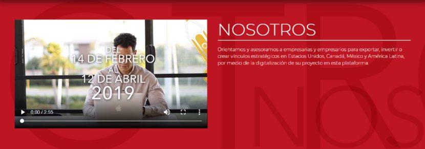 LANZA GOBIERNO ESTATAL PROGRAMA DE INTERNACIONALIZACIÓN PARA MIPYMES
