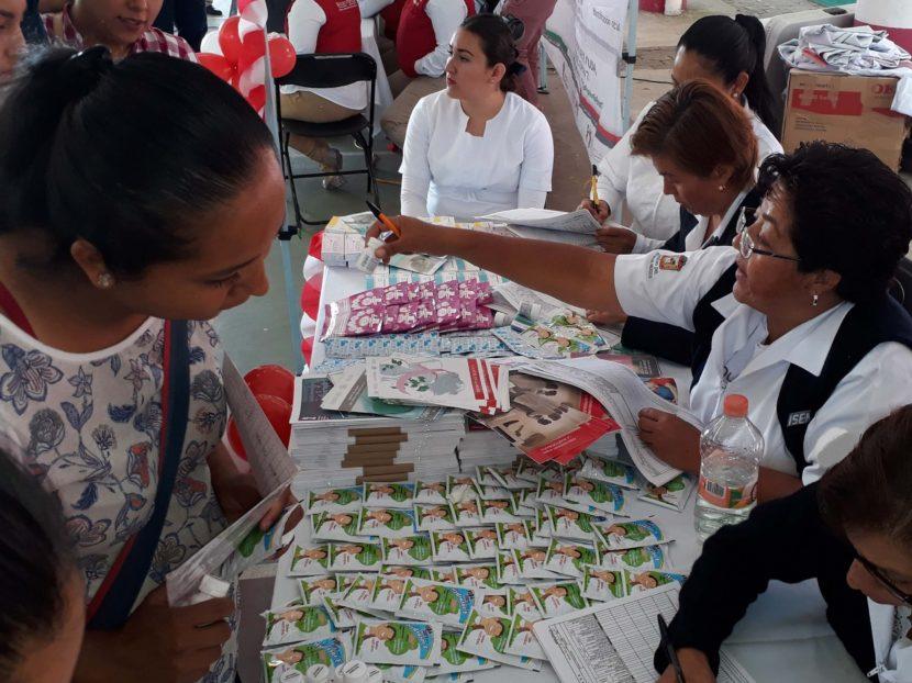ALISTAN PRIMERA SEMANA NACIONAL DE SALUD EN EDOMÉX