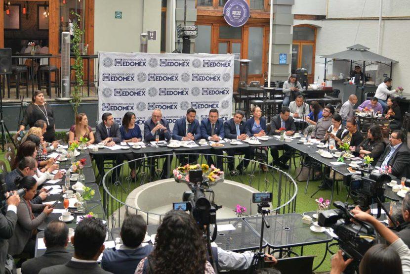 IMPULSARÁN DIPUTADOS DEL PAN 32 TEMAS EN EL SEGUNDO  PERIODO ORDINARIO DE SESIONES DE LA 60 LEGISLATURA