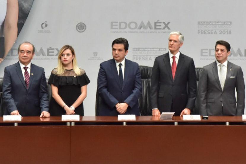 RECONOCEN CONSENSO Y DIÁLOGO ALCANZADO EN LA 60 LEGISLATURA MEXIQUENSE
