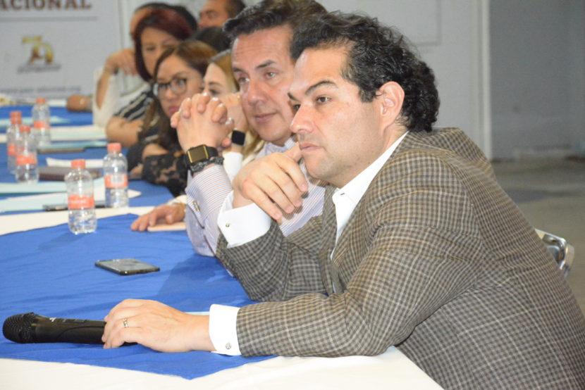 ELIGE PAN EDOMEX A ENRIQUE VARGAS COMO PRESIDENTE DE LA COMISIÓN POLÍTICA