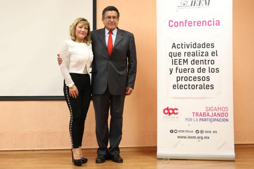 CONOCEN UNIVERSITARIOS LAS ACTIVIDADES DEL IEEM