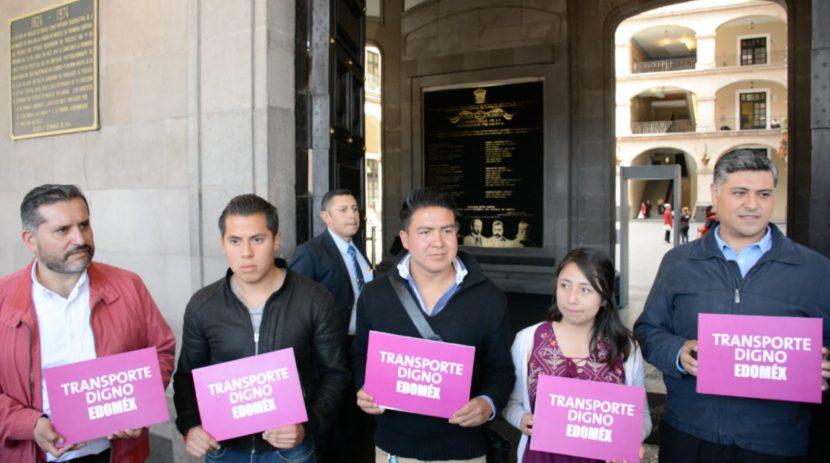 ACTIVISTAS ASEGURAN QUE LA CUOTA DEL TRANSPORTE PÚBLICO PUEDE SER REDUCIDA HASTA 7 PESOS