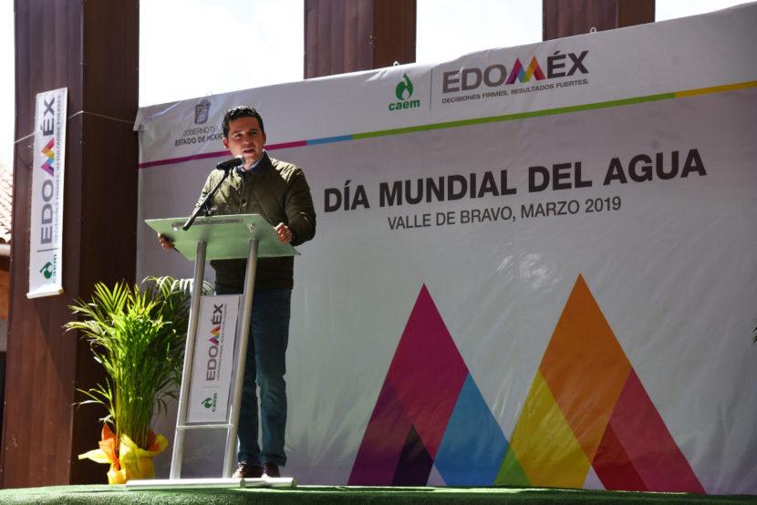 LLAMAN A ADMINISTRAR EFICIENTEMENTE EL AGUA PARA QUE MÁS FAMILIAS MEXIQUENSES DISPONGAN DE ELLA