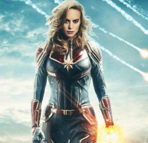 Capitana Marvel se lleva la taquilla en México este fin de semana