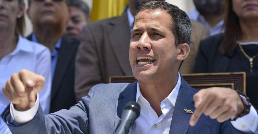 Guaidó llama a manifestarse en las calles por apagón en Venezuela