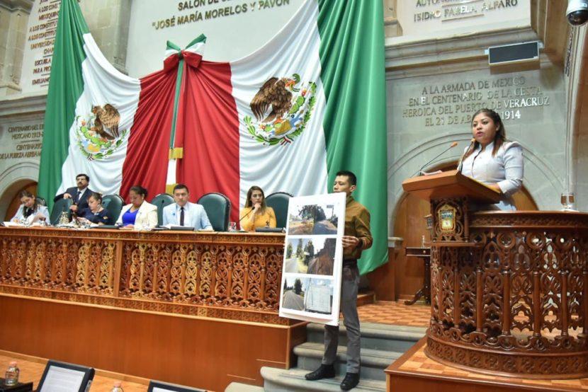 EXHORTA LA LX LEGISLATURA A AUTORIDADES A REFORZAR LA PREVENCIÓNEN LA ZONA DEL POPOCATÉPETL