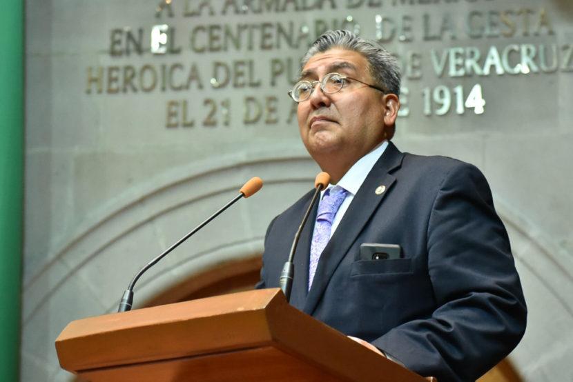 BUSCA CARLOS LOMAN GARANTIZAR PRINCIPIO DE PARIDAD DE GÉNERO EN LA ELECCIÓN DE AUTORIDADES AUXILIARES
