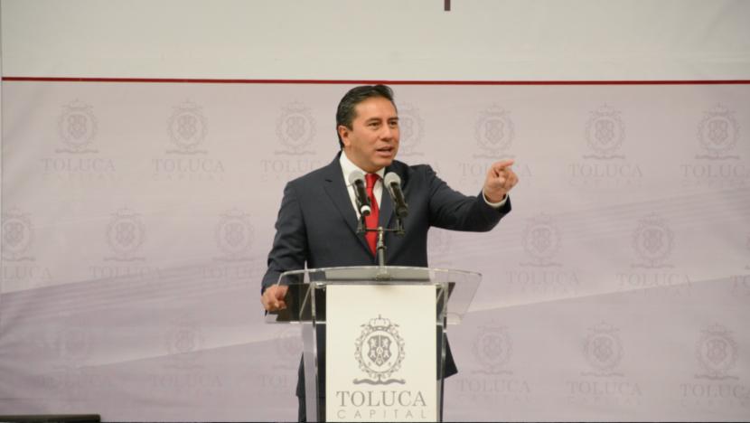 LOS HOGARES Y LAS ESCUELAS, LUGARES MÁS INSEGUROS EN TOLUCA: JUAN RODOLFO SÁNCHEZ GÓMEZ