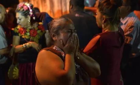 GRUPO ARMADO EN MINATITLÁN ATACA Y MATA A 13 PERSONAS EN FIESTA FAMILIAR