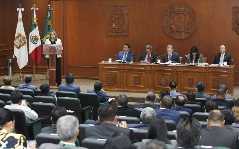 UAEM PRESIDIRÁ UN AÑO MAS RED DE ORGANISMOS DEFENSORES DE LOS DERECHOS UNIVERSITARIOS