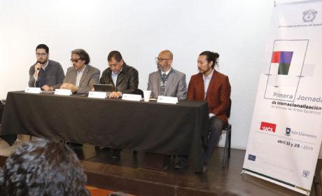 ESCUELA DE ARTES ESCÉNICAS REALIZARÁ JORNADA DE INTERNALIZACIÓN