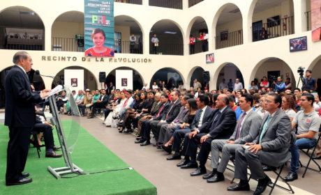 RINDE EL PRI ESTADO DE MÉXICO HOMENAJE A JESÚS REYES HEROLES