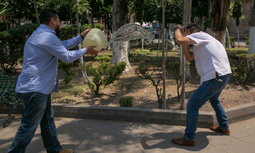 INVITA TLALNEPANTLA A CUIDAR EL AGUA Y EVITAR SANCIONES