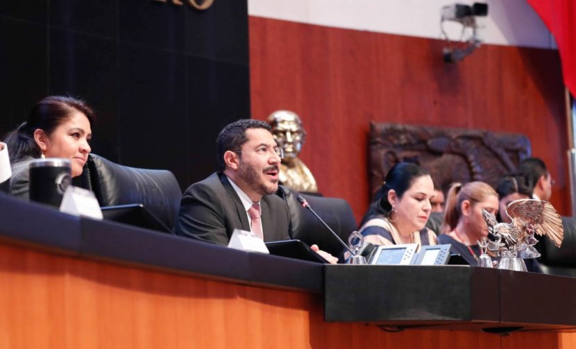 SENADO AVALA LIBERTAD SINDICAL PARA TRABAJADORES AL SERVICIO DEL ESTADO