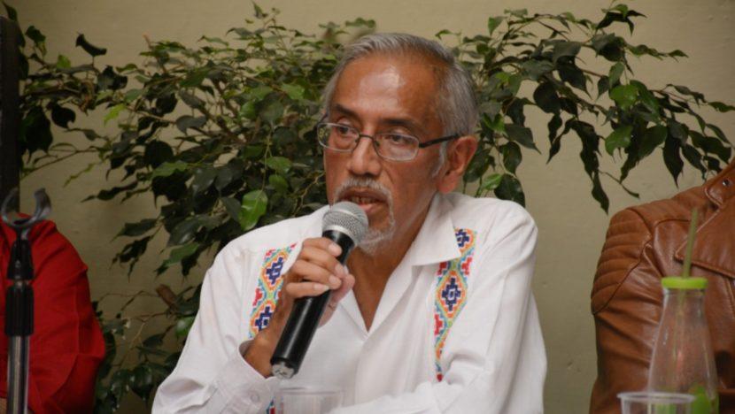 RINDEN HOMENAJE AL POETA Y NARRADOR, MARCO AURELIO CHAVEZMAYA