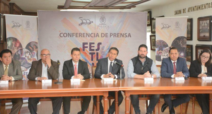 FESTIVA TOLUCA 2019 DEJÓ UNA DERRAMA ECONÓMICA DE 250 MILLONES DE PESOS