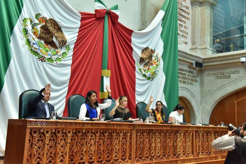 FACULTAN AL LEGISLATIVO A MODIFICAR EL PROYECTO DE PRESUPUESTO  DE EGRESOS DEL GEM