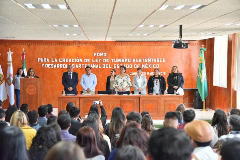 APORTAN ESTUDIANTES DE LA UAEMEX PROPUESTAS  PARA LA LEY DE TURISMO ESTATAL