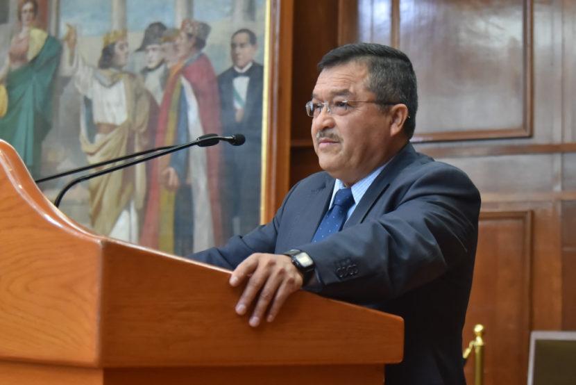 LOS MUNICIPIOS DEBEN CONVERTIRSE EN SOLUCIONADORES DE PROBLEMAS: VELÁZQUEZ LEYER