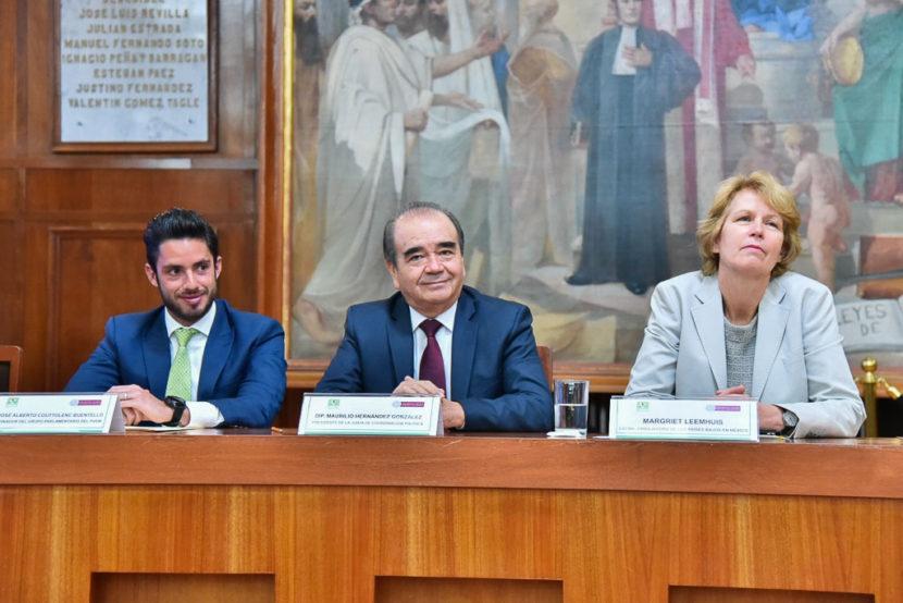 LA LEGALIZACIÓN DE LA MARIHUANA DEBE ABORDARSE COMO  ASUNTO DE INTERÉS PÚBLICO: MAURILIO HERNÁNDEZ