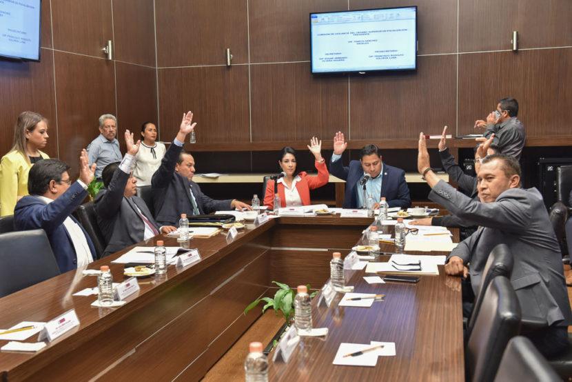 PLANTEA COMISIÓN LEGISLATIVA INICIAR PROCESO DE REMOCIÓN DEL TITULAR DEL OSFEM