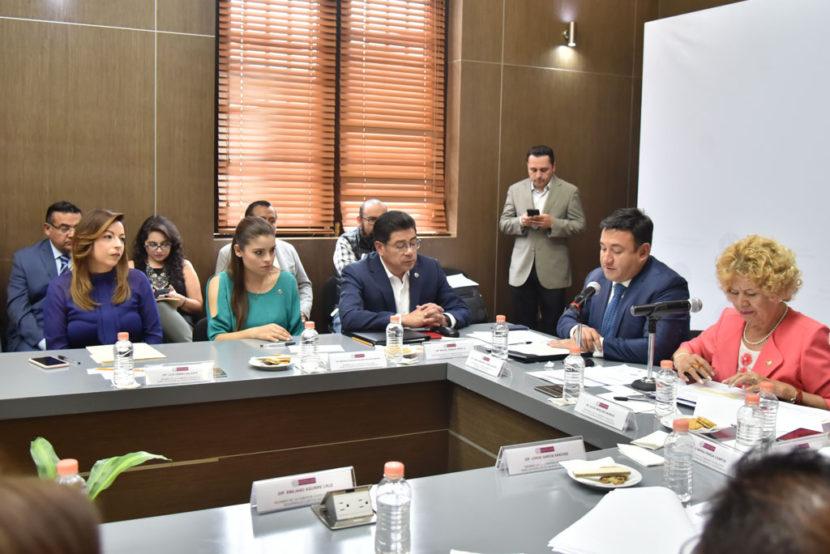 APRUEBAN COMISIONES INCLUIR EL PRINCIPIO DE INTERÉS SUPERIOR  DE LA NIÑEZ EN LA LEY DE DESARROLLO SOCIAL