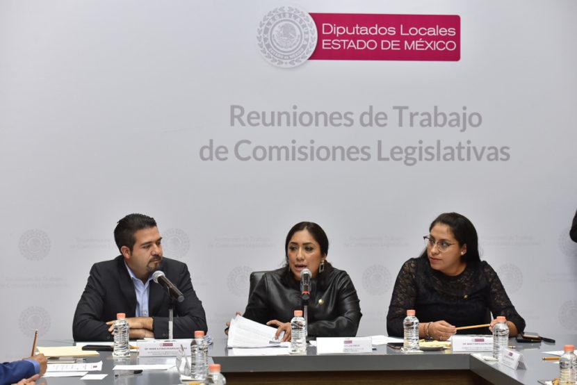 ANALIZARÁ COMISIÓN DE SEGURIDAD DE LA LX LEGISLATURA LA SITUACIÓN DEL CUSAEM