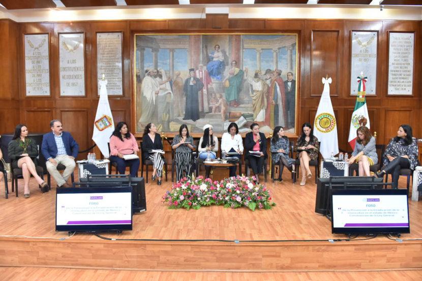 PROPONEN MEDIDAS PARA PREVENIR Y ERRADICAR  LA VIOLENCIA FEMINICIDA