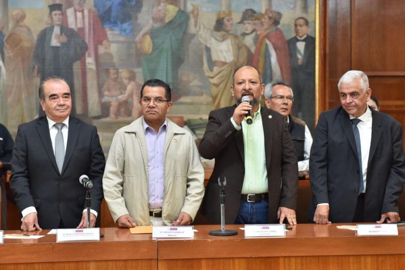 INICIÓ CON CSG DESMANTELAMIENTO DE LAS INSTITUCIONES DEL CAMPO: MAX CORREA