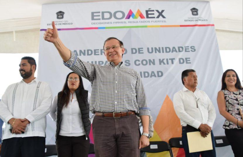 OPERAN EN EDOMÉX 35 MIL UNIDADES NUEVAS, 18 MIL DE ELLAS AMIGABLES CON EL MEDIO AMBIENTE