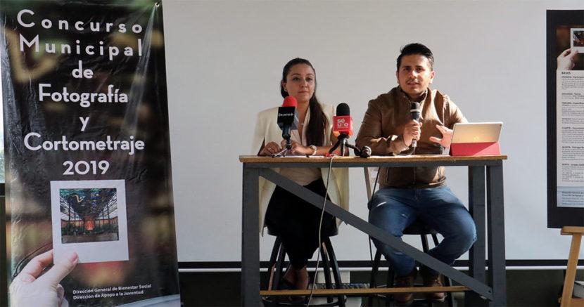 CONVOCA TOLUCA AL CONCURSO MUNICIPAL DE FOTOGRAFÍA Y CORTOMETRAJE 2019
