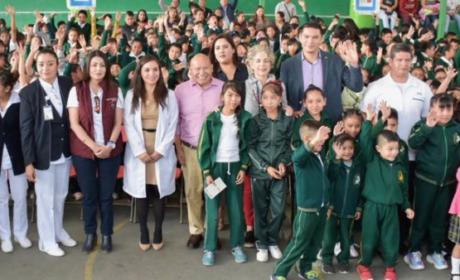 INICIA SEGUNDA SEMANA NACIONAL DE SALUD EN TLALNEPANTLA