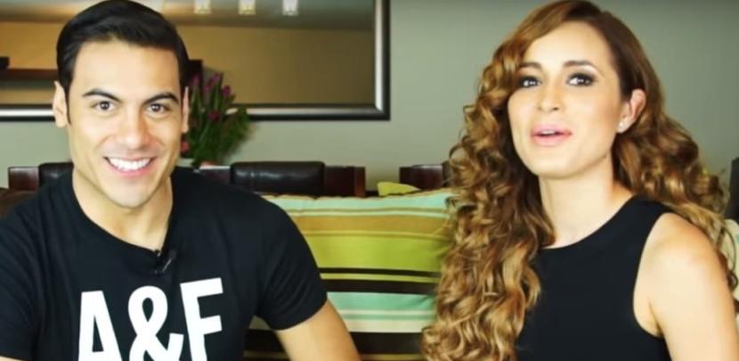 CARLOS RIVERA Y CYNTHIA RODRÍGUEZ A PUNTO DE LLEGAR AL ALTAR?