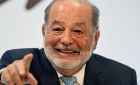 CARLOS SLIM RESPALDA AL GOBIERNO MEXICANO ANTE ARANCELES DE ESTADOS UNIDOS
