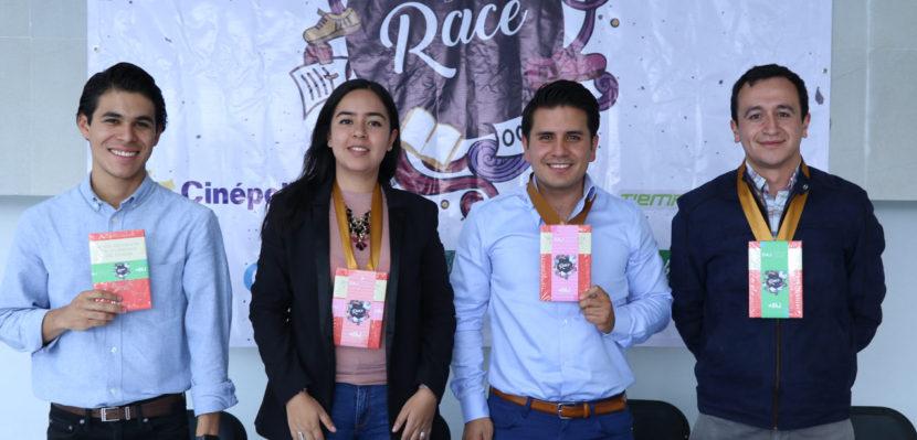 INVITA TOLUCA A PARTICIPAR EN LA CARRERA BOOK RACE